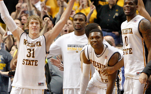The Shockers, who went to the Final Four last season, enter the Big Dance boasting a 34-0 mark. (USATSI)