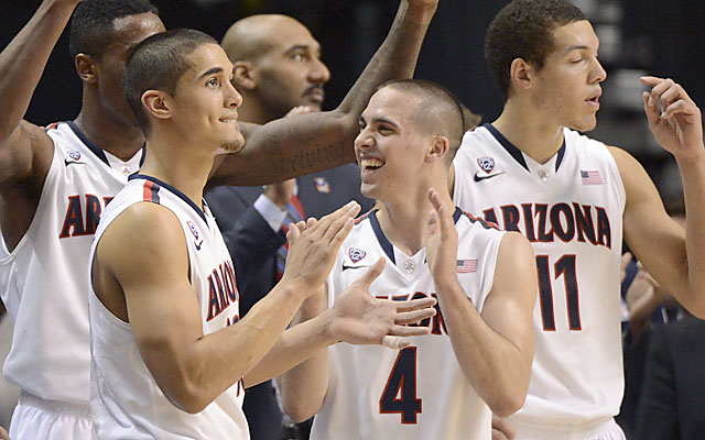 Arizona's last Final Four appearance came back in 2001. Can the Wildcats make it back? (USATSI)