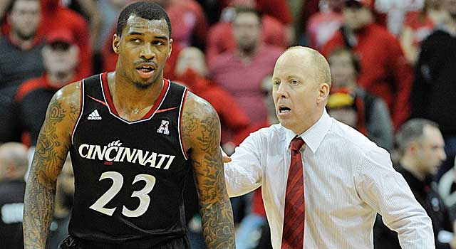 Mick Cronin has a scoring machine in athletic guard Sean Kilpatrick. (USATSI)