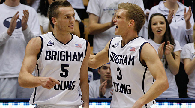 Bracket overview: BYU doesn't belong in field
