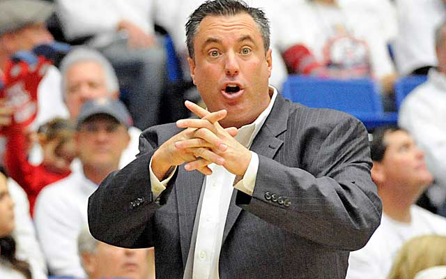 Before working at UNLV, Schroyer was head coach at Wyoming and Portland State.   (USATSI)