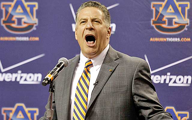 Bruce Pearl's arrival at Auburn completely remakes the SEC landscape.   (USATSI)
