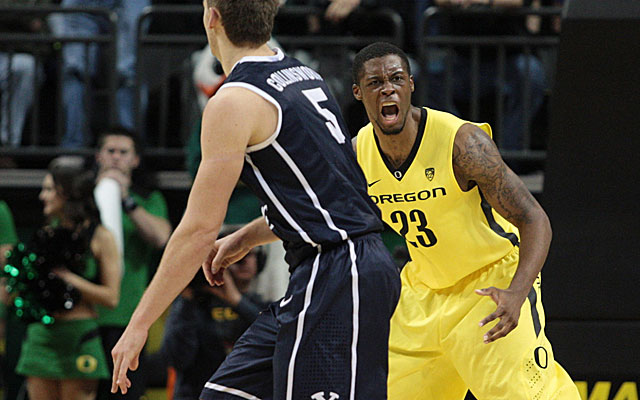 Oregon and BYU, who play Thursday afternoon, had a classic finish on Dec. 21 in Eugene. (USATSI)