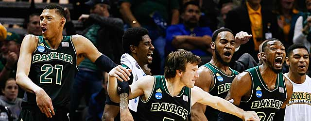 If the Creighton performance is an indication, Baylor should not be taken lightly. (USATSI)