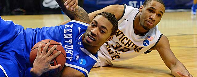 Kentucky and James Young had the answers vs. Wichita, leading an SEC charge into the regional semis. (USATSI)