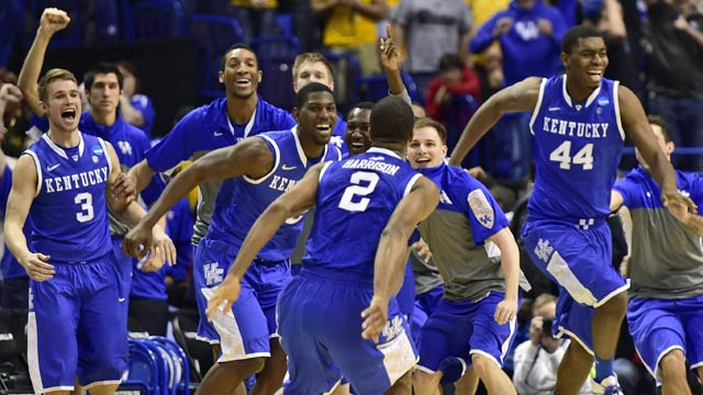 The SEC has three in the Sweet 16, but that doesn't mean it was underrated during the season. (USATSI)