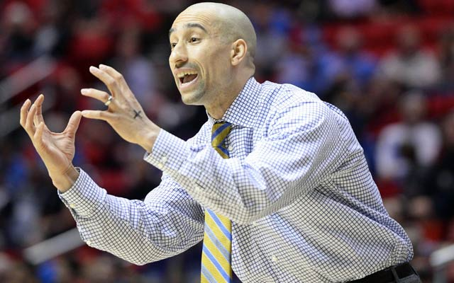 Despite recent speculation, Shaka Smart will not be coaching Marquette. (USATSI)