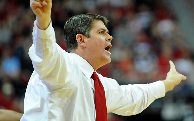 You can put any rumors linking Dave Rice to South Florida to bed. (USATSI)