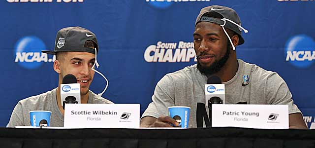 Scottie Wilbekin and Patric Young chat about heading to Dallas for the Final Four. (USATSI)