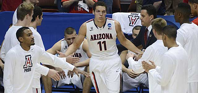 Looks like Aaron Gordon will not be introduced for the Wildcats again. (USATSI)