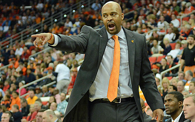 Marquette will take a long look at Tennessee's Cuonzo Martin in its search for a new coach. (USATSI)