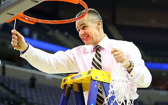Does Billy Donovan belong in the same conversation as Bob Knight and Mike Krzyzewski? (USATSI)