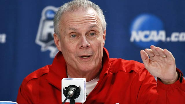Bo Ryan waited a long time to get his shot at a Division 1 coaching job. (USATSI)