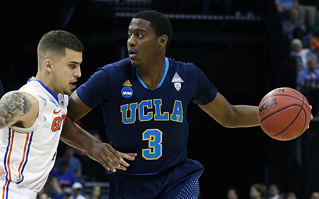 Jordan Adams would give UCLA a boost if he returns to school. (USATSI)