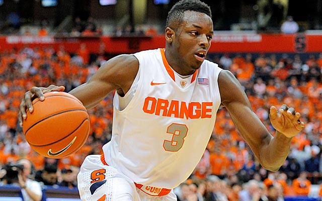 Jerami Grant averaged 12.1 points and 6.8 rebounds for Syracuse last season.   (USATSI)