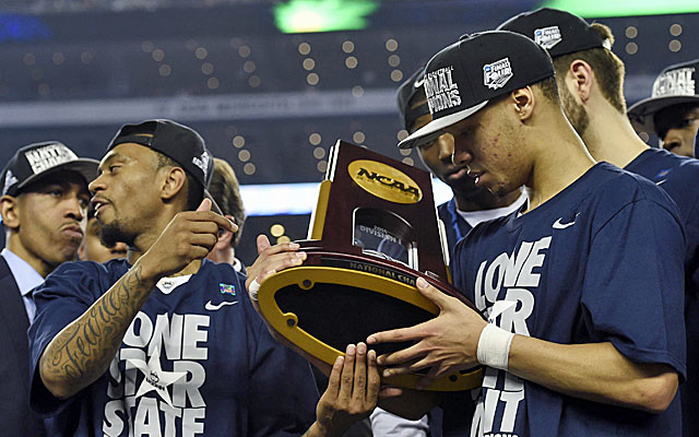 UConn's Shabazz Napier made headlines by saying he sometimes went to bed hungry. (USATSI)