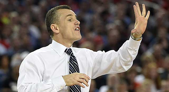 The two NBA jobs which opened Monday have been linked to Billy Donovan. (USATSI)