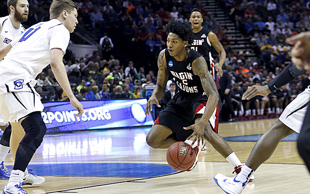 Elfrid Payton hopes to become the next mid-major player to transition into the NBA. (USATSI)
