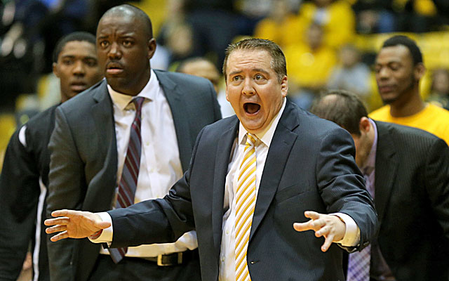 Donnie Tyndall will replace Cuonzo Martin as Tennessee's basketball coach. (USATSI)