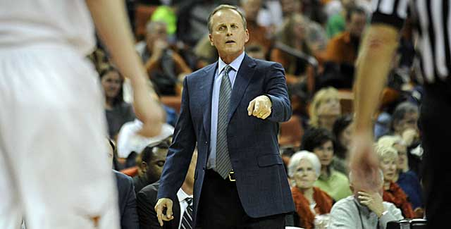 Rick Barnes may have extricated himself from the hot seat by landing Myles Turner. (USATSI)