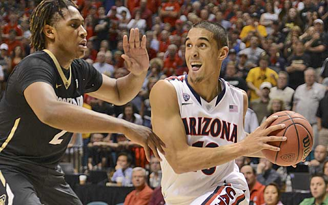 Nick Johnson is skipping his final season at Arizona to enter the draft.   (USATSI)