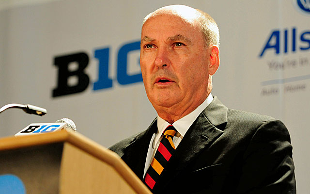 Big Ten commissioner Jim Delany is expected to announce a new basketball series against the Big East. (USATSI)