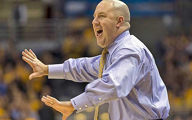 Buzz Williams faces a steep challenge in making the Hokies relevant in the ACC.    (USATSI)
