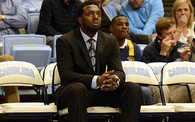 P.J. Hairston missed all of last season with North Carolina.  (USATSI)