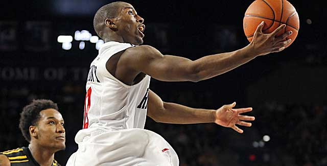 Spiders combo guard Kendall Anthony gives Richmond some punch in the backcourt. (USATSI)