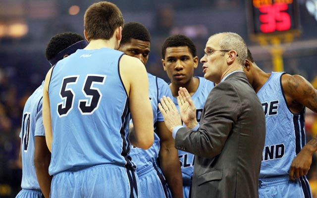 Dan Hurley and the Rams could make big leaps in the Atlantic 10. (USATSI)
