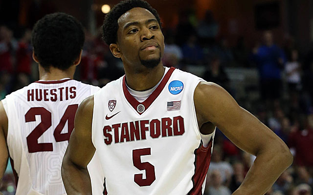 Chasson Randle averaged nearly 19 points a game last season as Stanford reached the NCAAs. (USATSI)