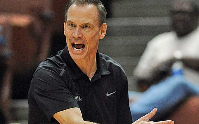 College of Charleston coach Doug Wojcik is in hot water over allegations of verbal abuse. (USATSI)