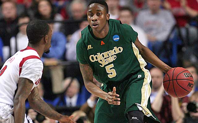 Jon Octeus is a huge boost for Steve Alford's back court at UCLA.  (USATSI)