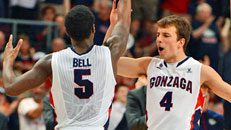 Observations: Zags' backcourt
