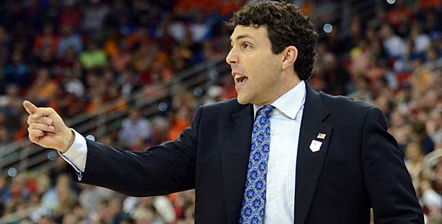 Josh Pastner lands the nation's No. 7 overall recruit for 2016. (USATSI)