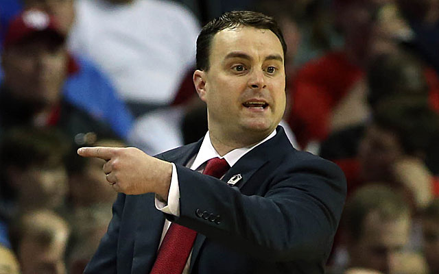 Archie Miller will have to replace a senior nucleus from last season's team.  (USATSI)