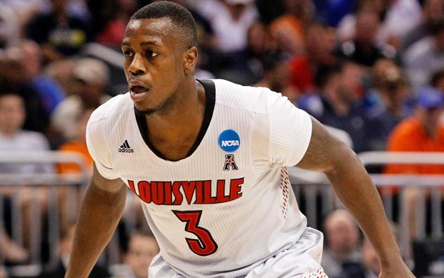 Chris Jones averaged 10 points a game in 2013-14 for Louisville. (USATSI)