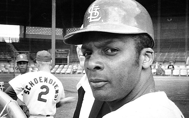 Curt Flood did for MLB  players what Ed O'Bannon is trying to do for college athletes.  (Getty)