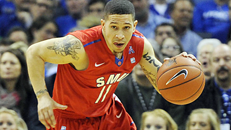 SMU's Moore ready to go