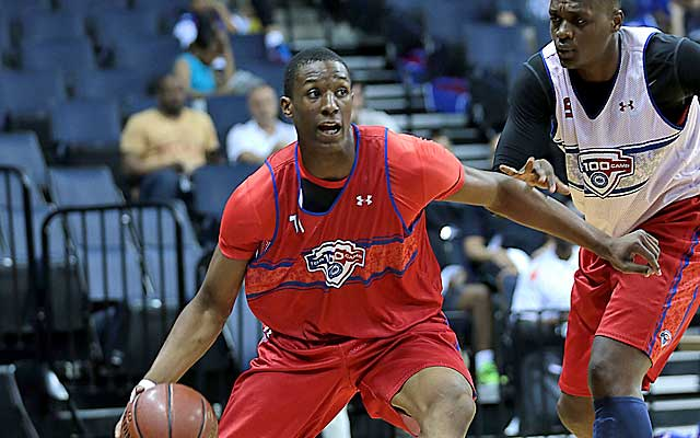 Horace Spencer has played his high-school ball at Findlay Prep in Las Vegas. (USATSI)