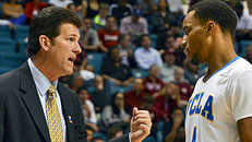 Alford's challenge at UCLA
