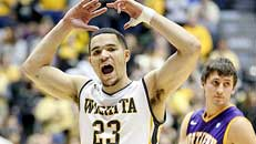 Shockers PG a role model