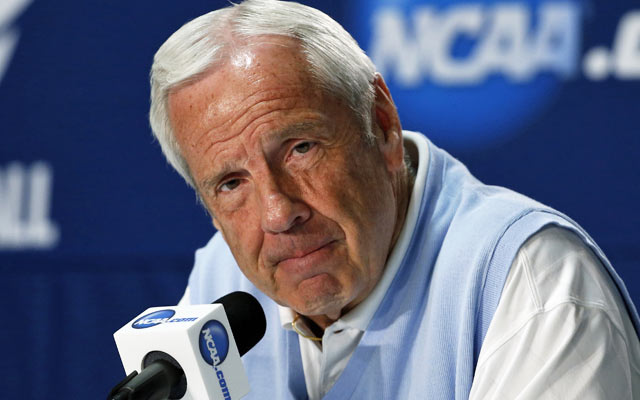 We made some mistakes for a long time,' Roy Williams said Friday. (USATSI)