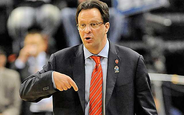 Indiana's AD says Tom Crean 'is part of the solution. He's not part of the problem.' (USATSI)