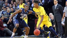 LIVE: Villanova-Michigan