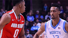Watch LIVE: Ohio State-UNC