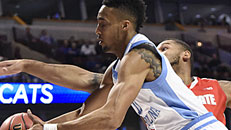 Heels hold off Buckeyes