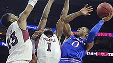 LIVE: Kansas at Temple
