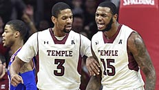 Kansas falls to Temple