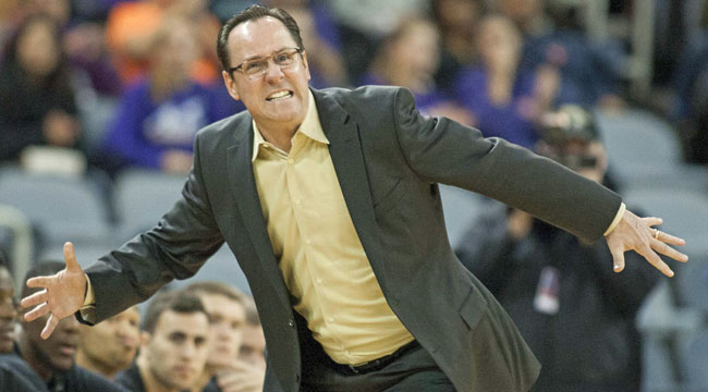 LIVE: Northern Iowa pulling away from Wichita